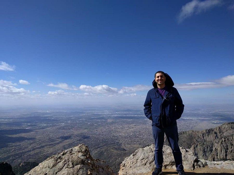 Amir Sadeghian in Albuquerque New Mexico