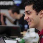 Amir Sadeghian at F-Secure headquarter KualaLumpur Malaysia- F-Secure Hackathon