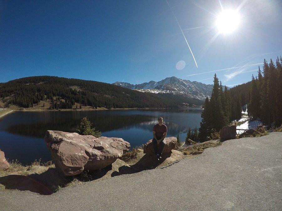 Amir Sadeghian in Beautiful Colorado