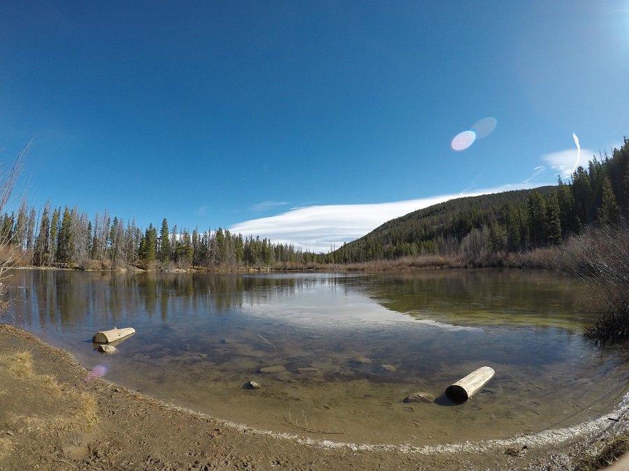 Rainbow Lake Colorado