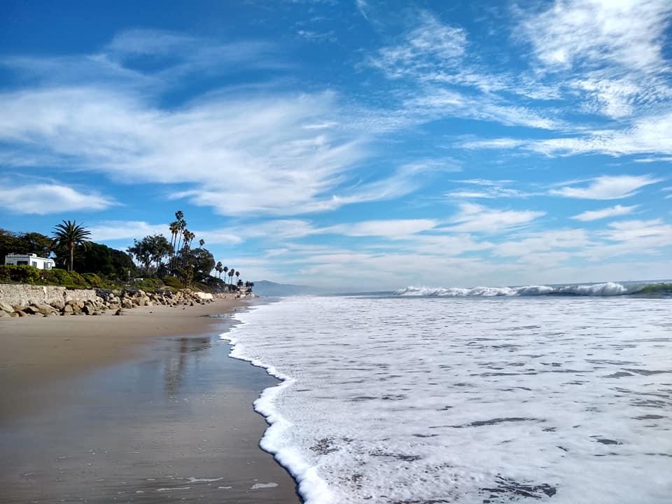 Butterfly Beach Santa Barbara, California