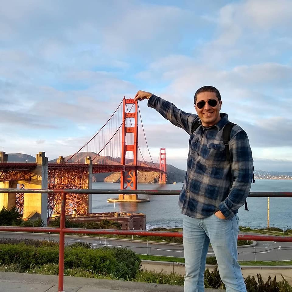 Golden Gate Bridge – San Francisco, CA
