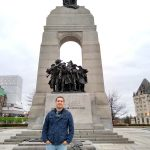 The National War Memorial, Ottawa, Canada