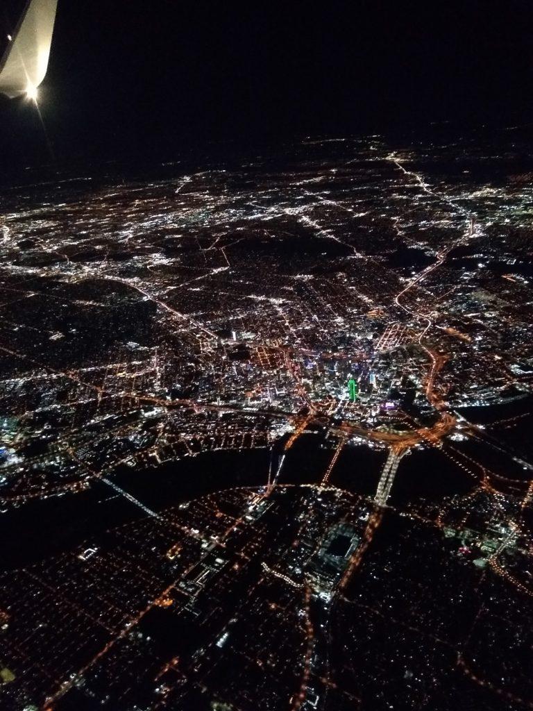 Dallas From Sky