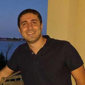 Amir Sadeghian Portrait